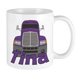 Trucker Tina Mug
