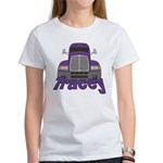 Trucker Tracey Women's T-Shirt
