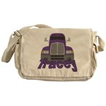 Trucker Tracey Messenger Bag