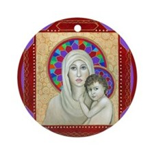 Icon Ornament (Round)