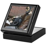Lincoln 3 Keepsake Box