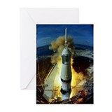 Apollo 11 Launch Greeting Cards (Pk of 10)