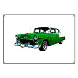 1955 Chevy Bel Air Banner