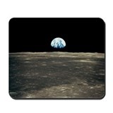 Earth Rising Mousepad