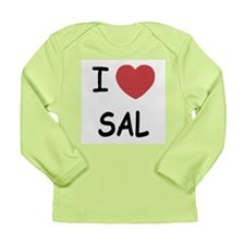 I heart SAL Long Sleeve Infant T-Shirt
