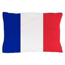France Flag Pillow Case