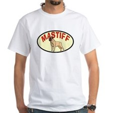 Oval Retro Mastiff Shirt