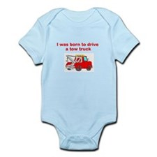 Tow truck Infant Bodysuit