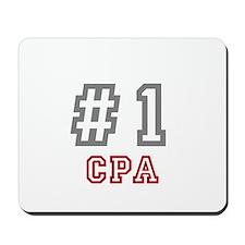 #1 CPA Mousepad
