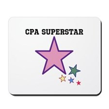 CPA Superstar Mousepad