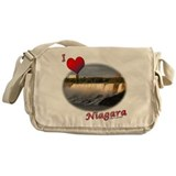 I Love Niagara Messenger Bag
