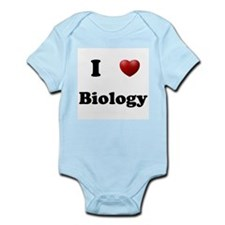Biology Infant Bodysuit