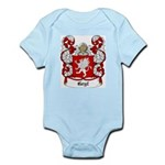 Gryf Coat of Arms Infant Creeper