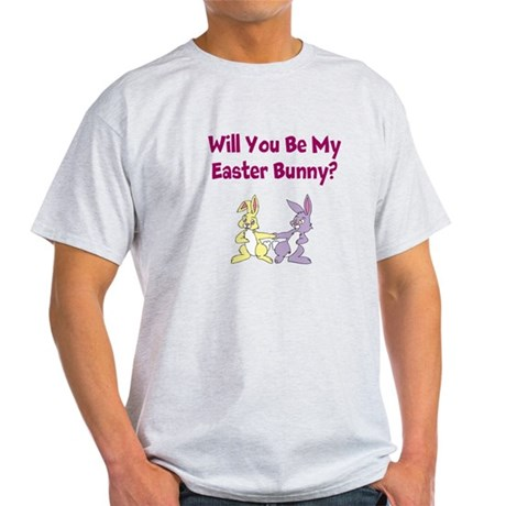 Be My Easter Bunny? Light T-Shirt