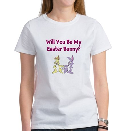 Be My Easter Bunny? Women's T-Shirt