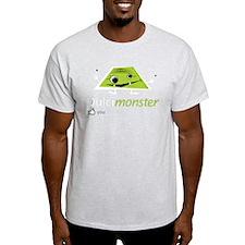 dulcimonsterBlack T-Shirt