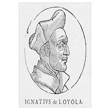 Ignatius of Loyola, founder of Jesuits