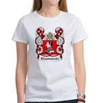Elzanowski Coat of Arms Women's T-Shirt