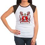 Elzanowski Coat of Arms Women's Cap Sleeve T-Shirt