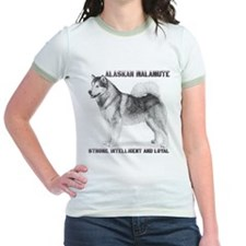 """Malamute Strength"" T"