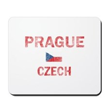 Prague Czech Designs Mousepad