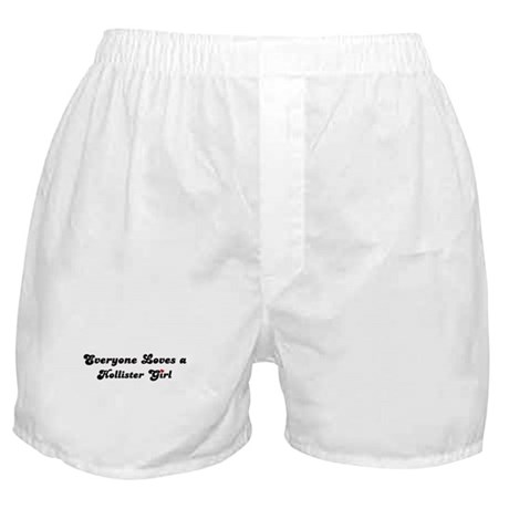 Hollister girl Boxer Shorts