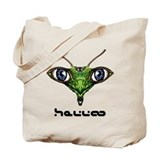 ALIEN MANTIS Tote Bag