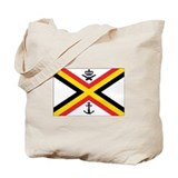 Belgium Naval Ensign Tote Bag