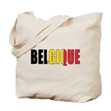 Belgium (French) Tote Bag