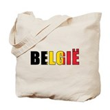 Belgium (Dutch) Tote Bag