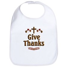 Give Thanks Bib