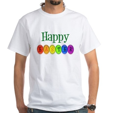 Happy Easter #2 White T-Shirt