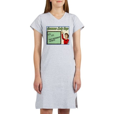 ngls_its_apparel.png Women's Nightshirt