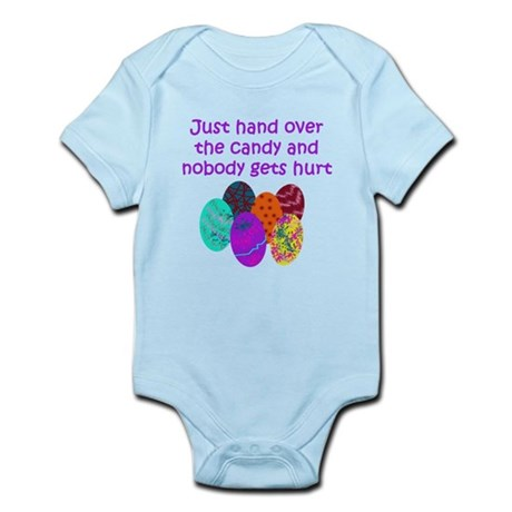 got eggs? Infant Bodysuit