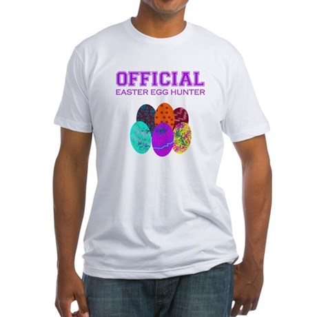 got eggs? Fitted T-Shirt