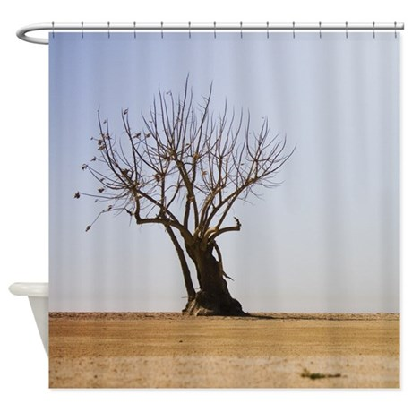 beach gifts beach bathroom d cor shower curtain zen tree