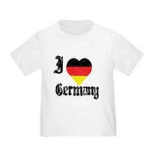 I Love Germany T