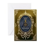 Fremasonry Share It Greeting Cards (Pk of 10)