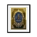Fremasonry Share It Framed Panel Print
