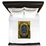 Fremasonry Share It King Duvet