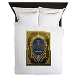 Fremasonry Share It Queen Duvet