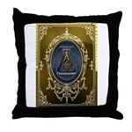 Fremasonry Share It Throw Pillow
