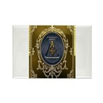 Fremasonry Share It Rectangle Magnet (100 pack)