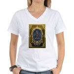 Fremasonry Share It Women's V-Neck T-Shirt
