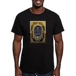 Fremasonry Share It Men's Fitted T-Shirt (dark)