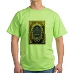 Fremasonry Share It Green T-Shirt