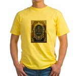 Fremasonry Share It Yellow T-Shirt