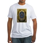 Fremasonry Share It Fitted T-Shirt
