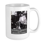 Villa and Zapata Large Mug