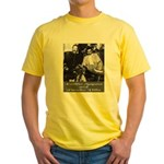 Villa and Zapata Yellow T-Shirt